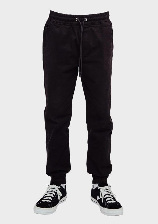 Snazzy Jogger Camo (black)