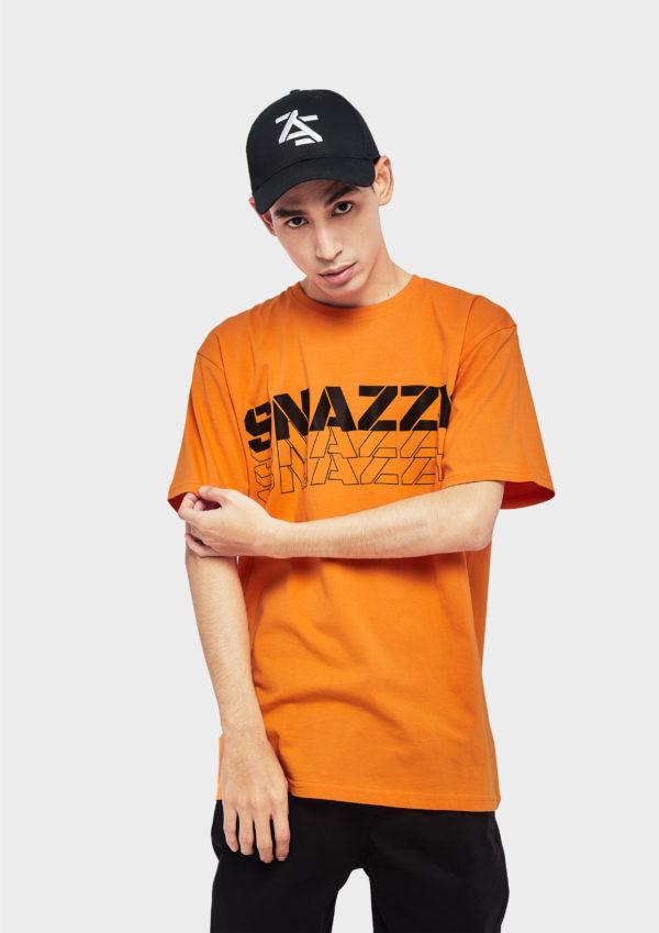 Snazzy Orange Vertical ZZ