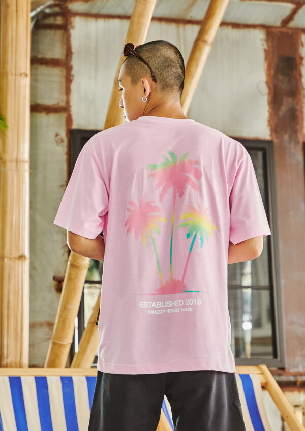 SNAZZY Pink Beach 1